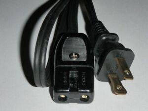 Power Cord for Hamilton Beach Coffee Percolator Model 40614 (Choose 2pin or 3pin