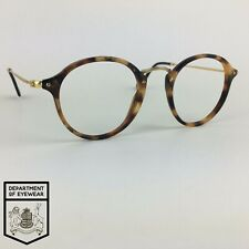 RAY-BAN eyeglasses TORTOISE ROUND glasses frame MOD: RB2447-V5494