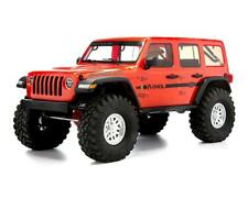 "AXI03003T2 Axial SCX10 III ""Jeep JLU Wrangler"" RTR 4WD Rock Crawler (Orange)"