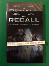 The Recall (DVD 2017) Brand New With Slipcover FAST Free Shipping With Tracking