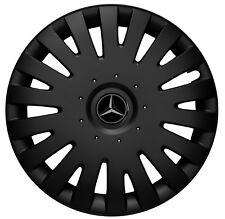 15'' Wheel trims for Mercedes Citan - black 4x15''