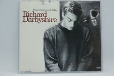 Richard Darbyshire - When Only Love Will Do (4 track CD Single)