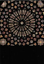 BF40546 cathedrale clermont ferrand rose nord du transept  stained glass vitraux