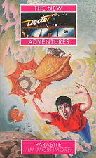 7th Dr Doctor Who New Adventures Book - PARASITE By Jim Mortimore - (Mint New)
