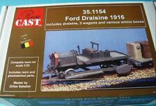 1/35th Resicast WWI Ford Model T Draisine