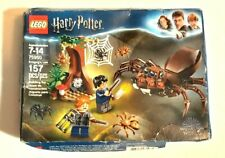 New ListingLego 75950 Harry Potter Aragog's Lair (New in damaged box)