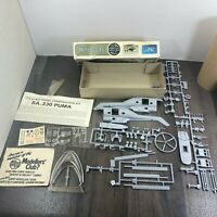 RARE Airfix SA.330 Puma 1/72 Scale Model Kit Complete Box Worn 1976 03021-6