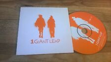 CD Indie 1 Giant Leap - My Culture (5 Song) Promo PALM / ZOMBA cb