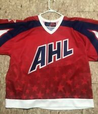 2001 AHL All Star Game Team USA SP Hockey Jersey - Vintage Large Rare