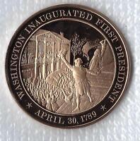 1789 george washington peace and friendship coin