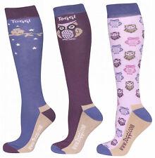Ladies Cat Kitten faces on purple bamboo socks size 4-7 NWT
