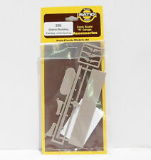 RATIO N SCALE PLASTIC KIT STATION CANOPY  RT205