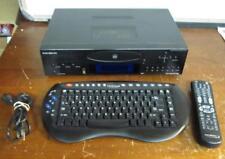 Escient Fireball E-40 Digital Music Manager System w/ Keyboard & Remote