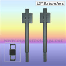 "2 x 12"" Market Stall Extensions - Inline Sockets - For 25mm Square Frame Stalls"
