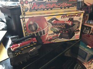 Bandai Ressha Sentai ToQger Tokkyuger ToQ Changer Power Ranger