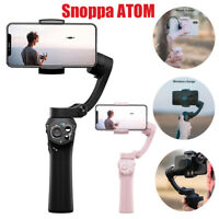 Snoppa Atom 3 Axis Foldable Multifunctional Gimbal for Smartphone Stabilizer SG