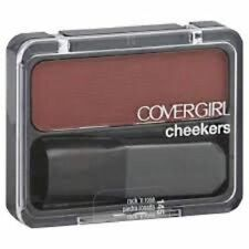 Cover Girl Cheekers Blush - 145 Rock 'n Rose - 3g - Carded