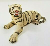 White/Yellow Bengal Tiger Figurine Showcase Quality, a Corlett Collectable NOS