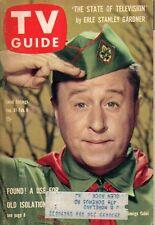 1959 TV Guide January 31-George Gobel Boy Scout; Mamie Van Doren is Zelda; Rory