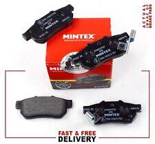 GENUINE MINTEX REAR BRAKE PADS FOR HONDA CIVIC JAZZ MDB1616 *FAST DELIVERY*