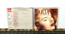 Aria II - A Passion For Opera, 1995 CD, EMI Classics - Rare - EX