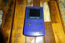 Nintendo Game Boy Color in lila - Guter Zustand