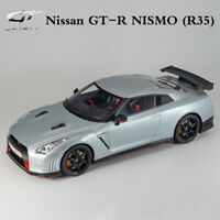 GTSPIRIT 1:18 Scale Nissan GTR GT-R NISMO R35 Resin Car Model Limited Collection