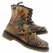 NWB DR. MARTENS 1460 8 EYE JAPANESE TATTOO SLEEVE KOI FISH BOOT 10 M / 11 L 43