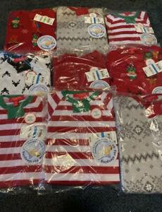 Macys Family PJs Infant Holiday Christmas 1 Pc footie pajama, 12/18/24m choose: