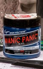 Manic Panic Cruelty-Free Voodoo Ultra Bright Blue Classic Hair Dye Colour Vegan