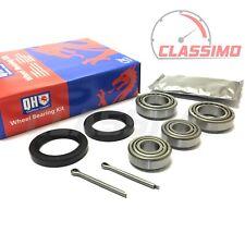 QH Rear Wheel Bearing Kit Pair for FORD ESCORT MK 3 & 4 - all models - 1980-1990