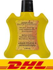 LEDER-FEIN Leder-Pflege- & Imprägnieröl 175 ml, zur Pflege und Imprägnierung