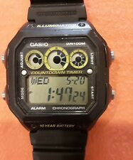 Casio Illuminator Digital Men's Watch