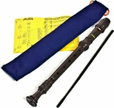 More details for aulos 303a descant (soprano) recorder (blue bag)