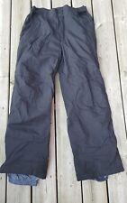 Sorel Men's Extreme Weather Pants Large Black Color Ski Snow Board