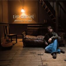 Tim Daniel-Putting It To Bed CD   New