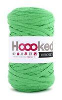 Hoooked RibbonXL 120M Cotton Yarn Knitting Crochet -  Salad Green