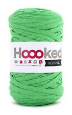 Hoooked RibbonXL 120M Cotton Yarn Knitting Crochet -  Salad Green