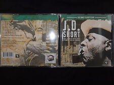 CD THE SONET BLUES STORY / J.D SHORT /