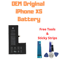 OEM Original Iphone XS Replacement Battery 2658 mAh Internal Akku Free Tools Set