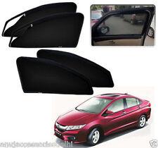 Premium Quality Zipper Magnetic Sun Shades Car - Honda City Ivtec 2014 and above
