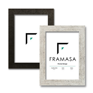 Large Black Picture Frames White Photo Frames Persia Wall Art Frames A1 A2 A3 A4