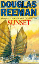 Sunset, Reeman, Douglas, Very Good Book
