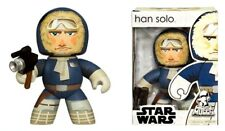 Star Wars Mighty Muggs Mini Vinyl Figure Han Solo 2008 LucasFilm Hasbro