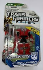 Cliffjumper Transformers Prime Cyberverse MOC New Sealed 2011 Hasbro Carded 002