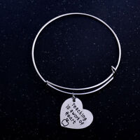 Teachers Gifts Necklace Bracelet Jewelry Love Heart Presents For Teacher Keyring