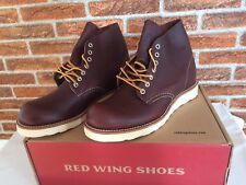 Red Wing Shoes Herren Stiefel 8196 Boots Schuhe Leder Round Briar Oil Gr.42 NEU