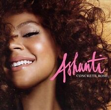 ASHANTI - Concrete Rose (2004) CD [A120]