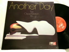 OSCAR PETERSON Trio Another Day George Jiri Mraz MPS LP
