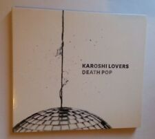 KAROSHI LOVERS - Death Pop | CD new | Helsinki, Finland Indie / Alternative Rock